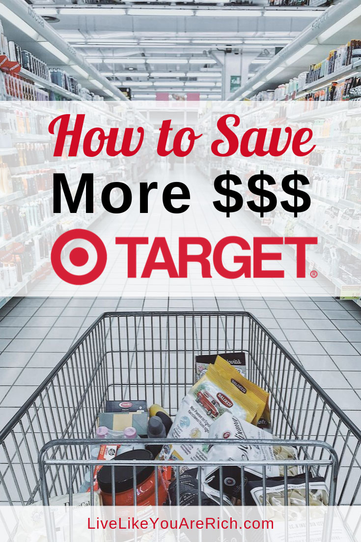 How to coupon and save money at Target