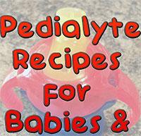 Pedialyte Recipes