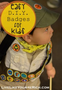 How to Make a Badge for Kids
