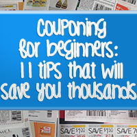 beginners couponing guide