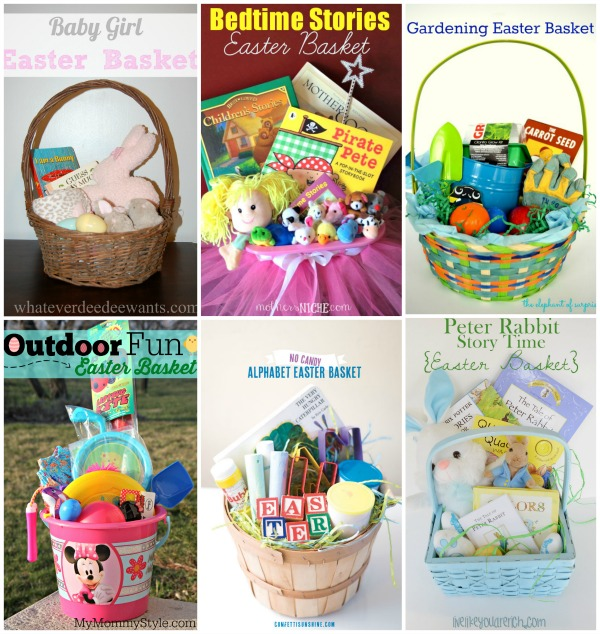 5 family fun easter traditions live like you are rich easter basket non candy ideas negle Image collections