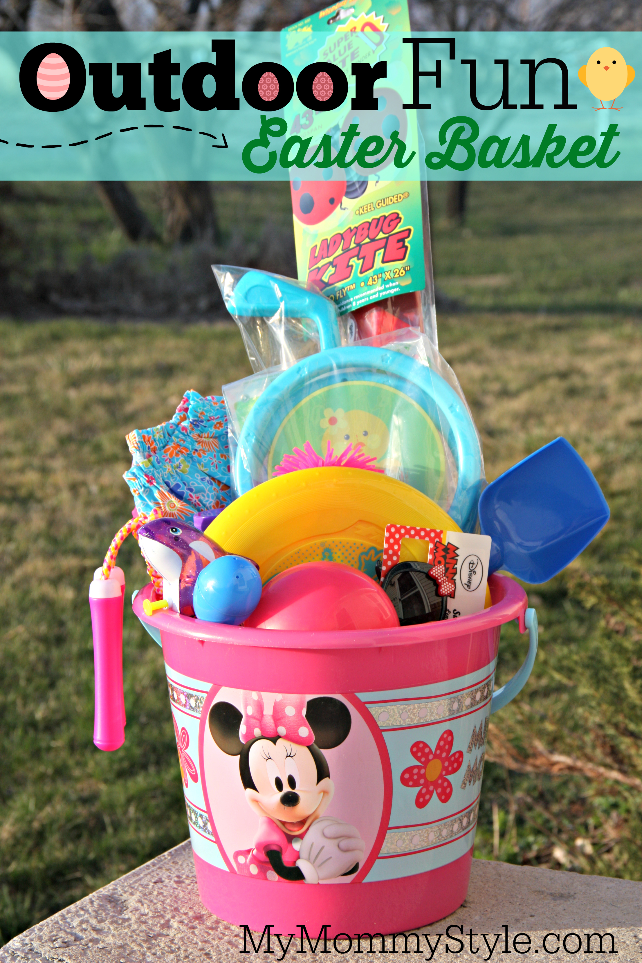 Peter Rabbit Candy Free Easter Basket