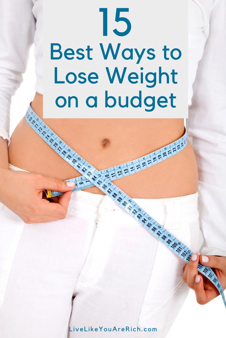 Losing weight is a very difficult and often expensive thing to do. I've gained and lost weight multiple times in my life due to pregnancies, knee surgeries, and other life changes. As always, I try to be frugal and save where I can. There are many ways to make losing weight less draining on the pocket. #loseweight #savemoney #fitness