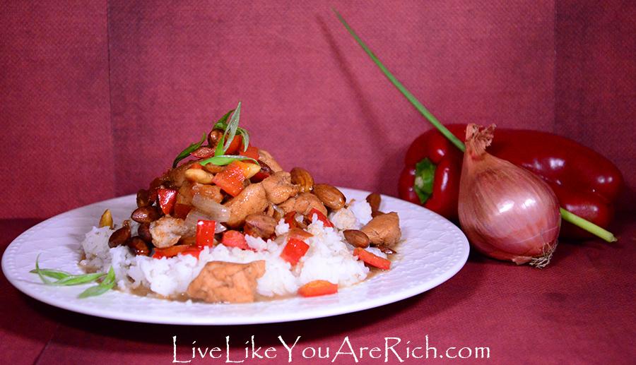 Honey Almond Chicken {Authentic French Recipe}