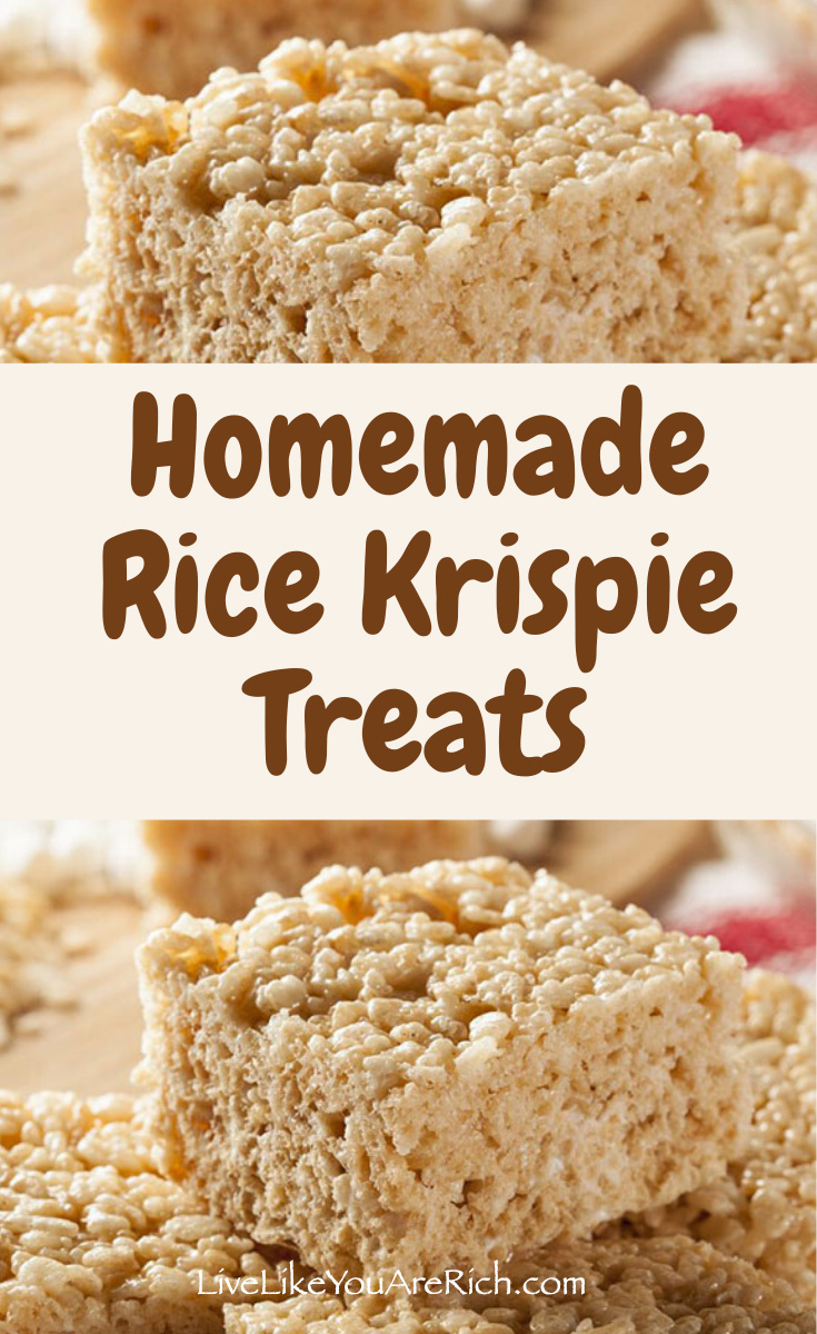 I've always loved the Original Rice Krispie Treat Bars. They taste amazing—but quite different from homemade Rice Krispie treats. #ricekrispie