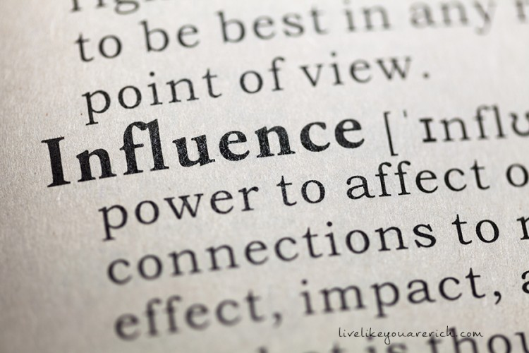 How You Can Influence Your Family, Friends, and Even Future Generations for Good.
