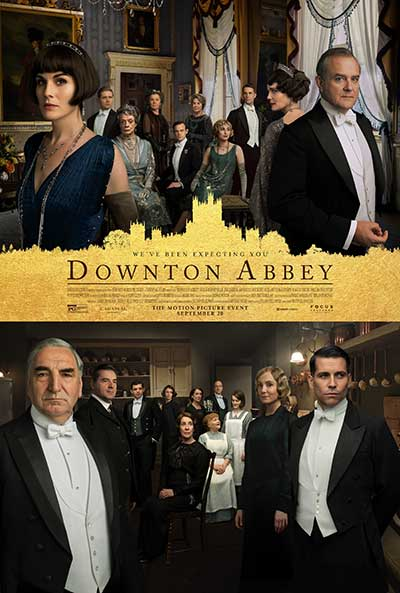 Downtown Abbey 2019 Movie
