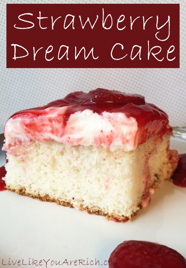 StrawberryDreamCake
