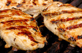 7UP Grilled Chicken Recipe