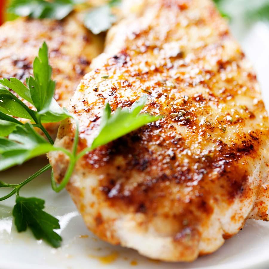 7UP Grilled Chicken Recipe