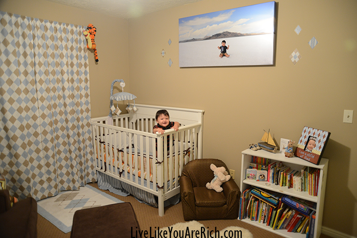 How to Save Money on a Baby's Nursery