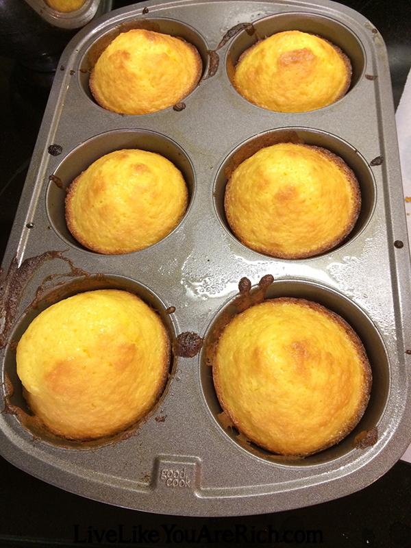 Lemon Glazed Cupcakes