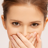 How to Fix Bad Breath without Gum