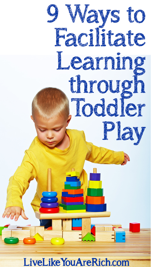 How to Help a Child Learn Through Play