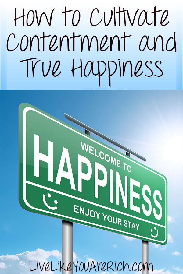 essay on true happiness is contentment Explain the the things that bring you greatest happiness - happiness essay example the true essence of utmost happiness lies.