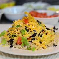 Hawaiian Haystacks Recipe Ready in 15 minutes or Less