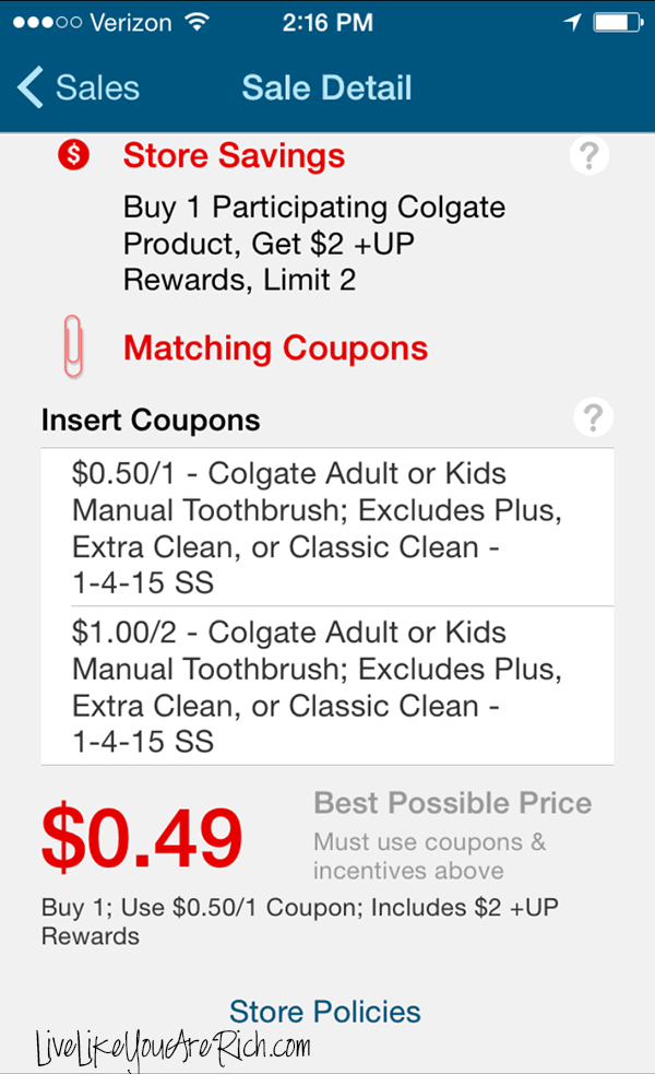 The Only Tool You Need to Maximize Grocery Savings