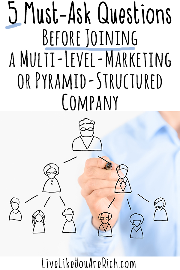 mlmf copy what you need to know before joining a multi level marketing