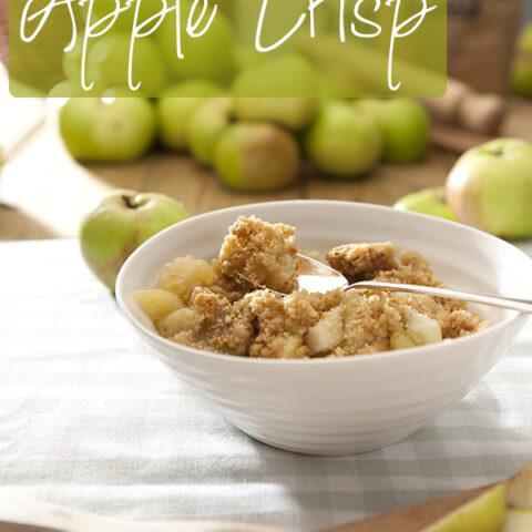 Best Apple Crisp Recipe Ever!