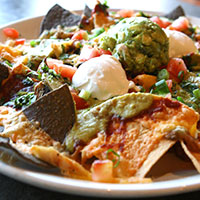 Chicken Fiesta Nachos Recipe