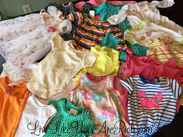 How to Get 30-50% Off Thrift-Store-Priced Clothing #LiveLikeYouAreRich