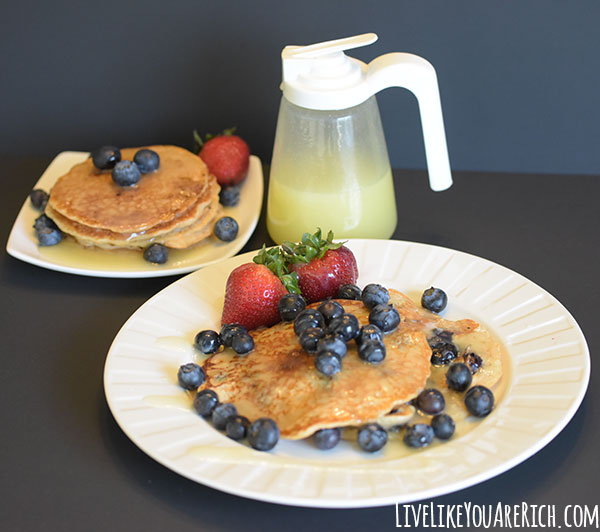 Simple Homemade Buttermilk Syrup Recipe