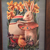 The Sad Plight of Painter Rabbit and Understudy Duckling