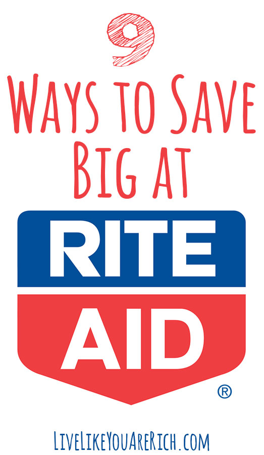 How to Coupon at Rite Aid