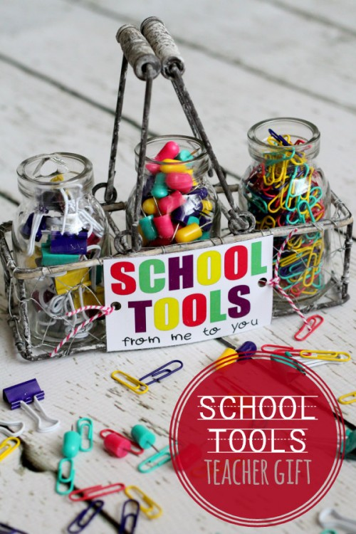 17 Back to School Teacher Gift Ideas