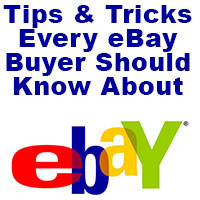 11 Tips and Tricks Every eBay Buyer Should Know About