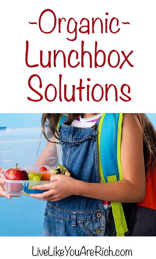 Organic Lunchbox Solutions