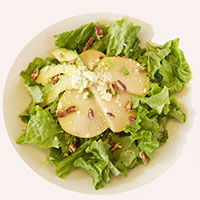 Pear Avocado Salad