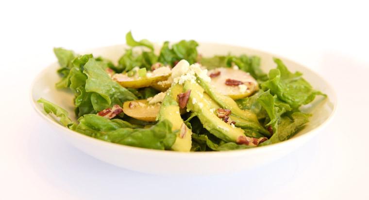 Pear Avocado Salad
