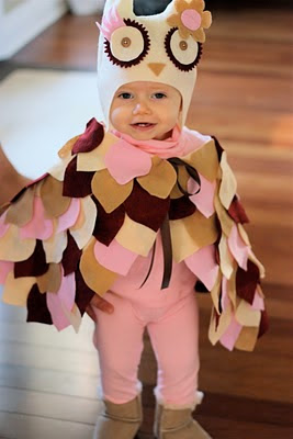 19 Darling Homemade Baby Toddler Halloween Costumes