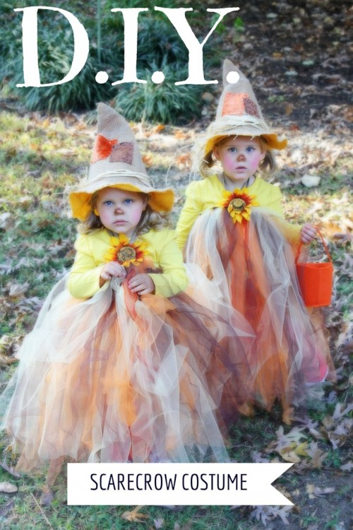 19 hausgemachte Halloween-Kostüme für 2-5 Jahre