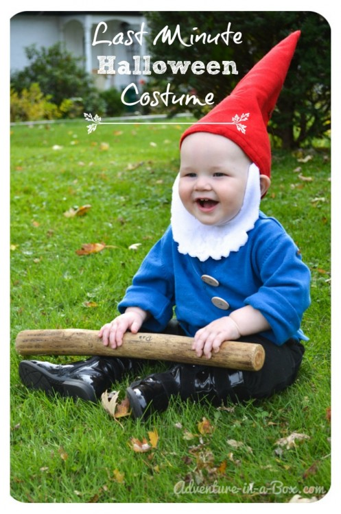 sc 1 st  Live Like You Are Rich & 19 Darling Homemade Baby/Toddler Halloween Costumes
