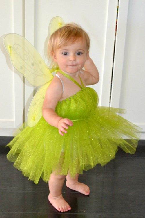 Darling Homemade Baby Toddler Halloween Costumes