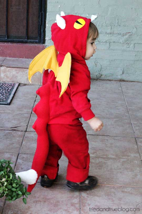 Dragon Costume for Halloween