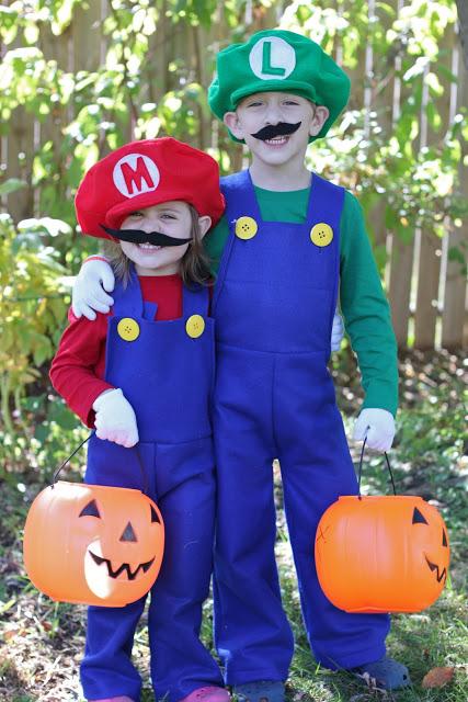 Super Mario Halloween Kostüm