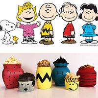 Peanuts Movie Trail Mix Bar