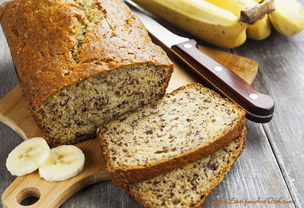 Quick and Easy Banana Bread Recipe