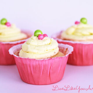The Best Vanilla Bean Frosting- Salted Butter Version