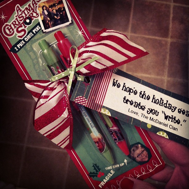 Quick and Inexpensive Neighbor Gifts for Christmas