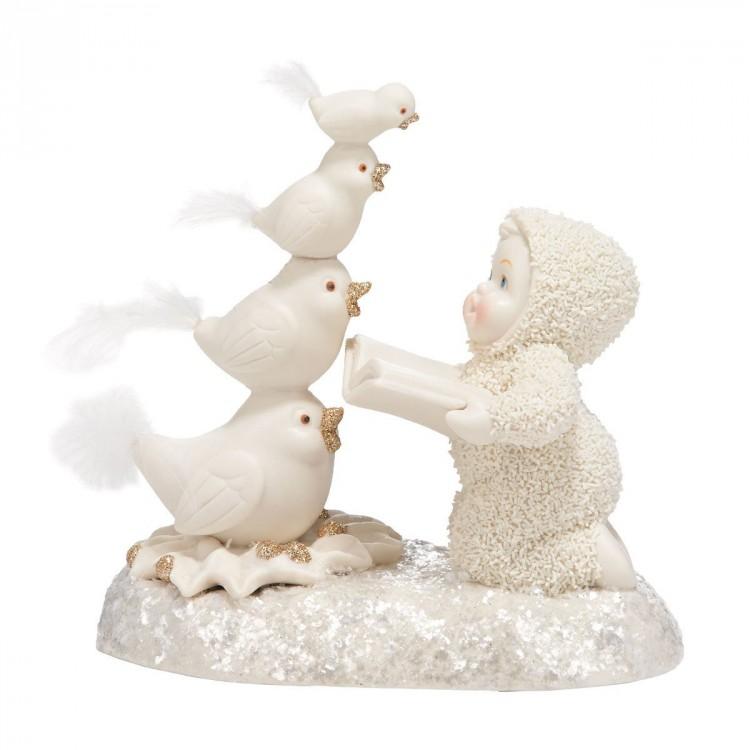 snowbies figurine