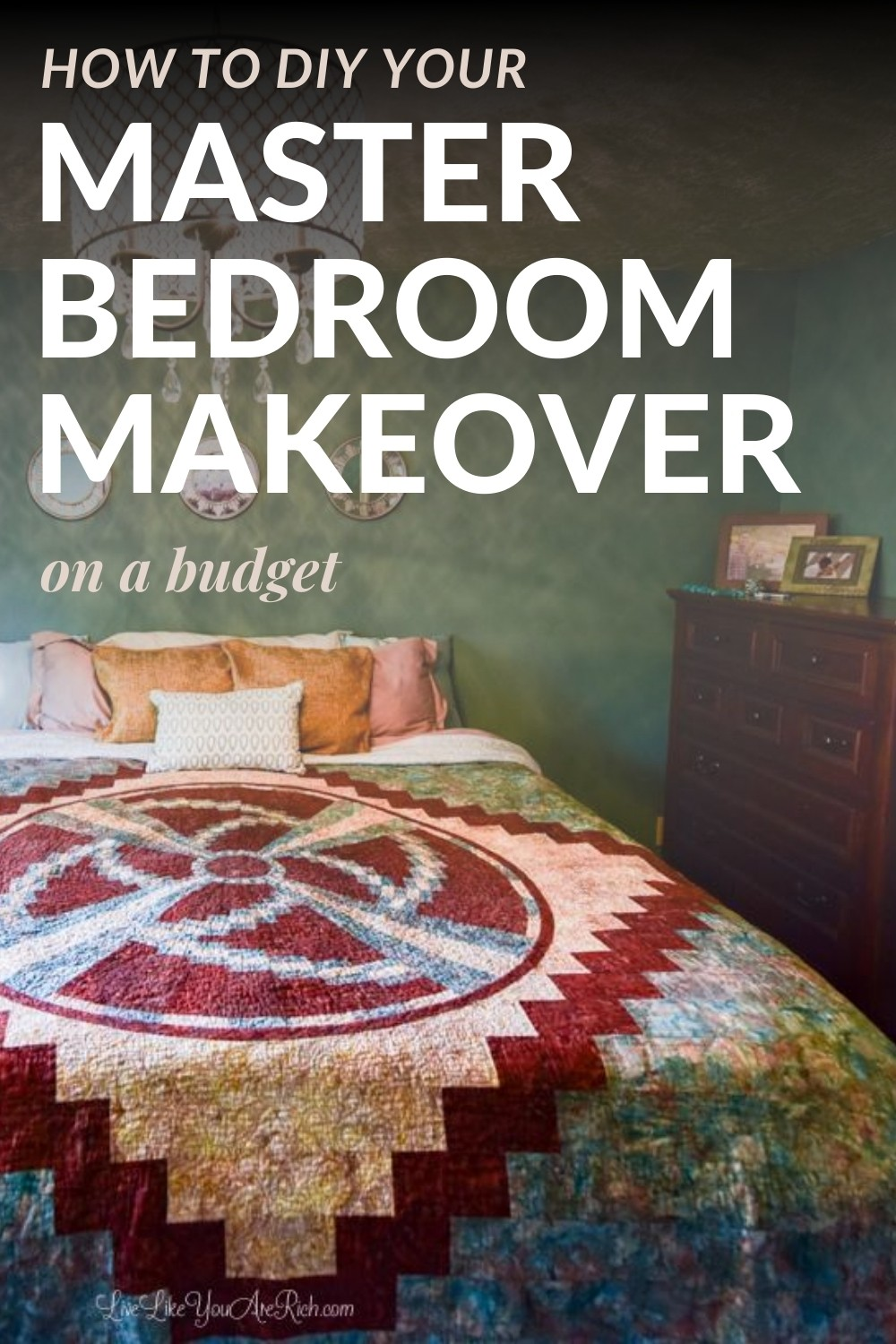 You don't have to spend a fortune renovating and decorating a master bedroom. I'm sharing how I renovate, furnished and decorated my master bedroom on a budget