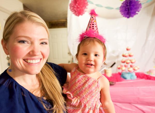 Bubblegum's First Birthday Party