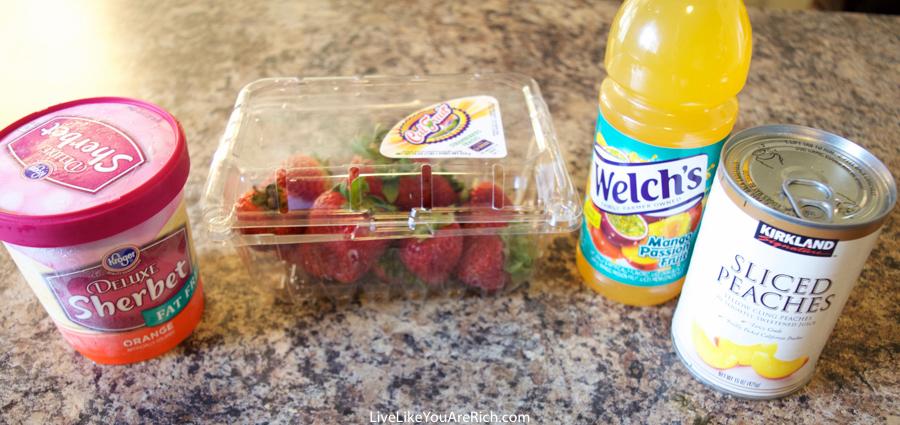 Caribbean Passion Smoothie—Jamba Juice Copycat Recipe