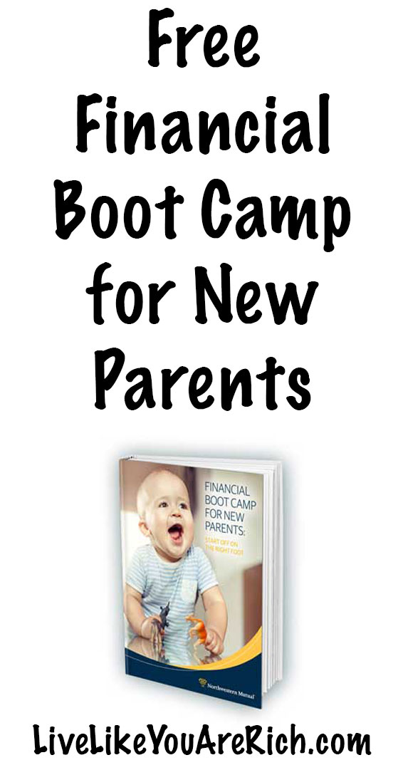Free Financial Boot Camp for New Parents