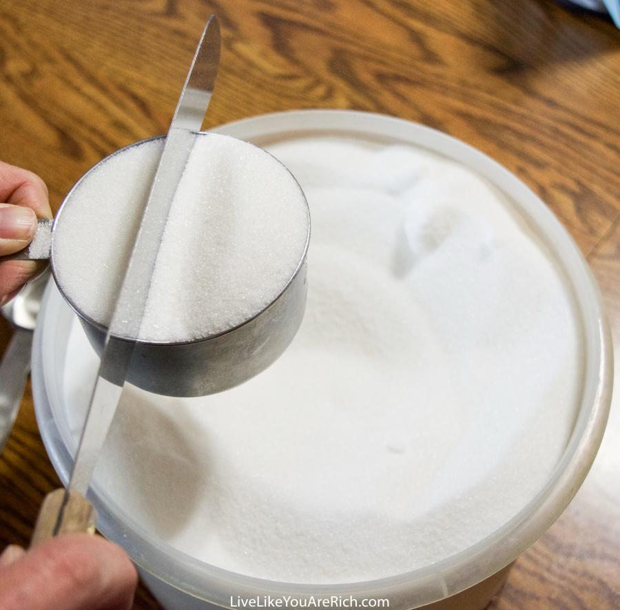 Wie man Traubengelee aus Traubensaft macht