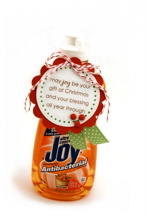 Quick and Inexpensive Neighbor Gifts for Christmas - Live Like You ...